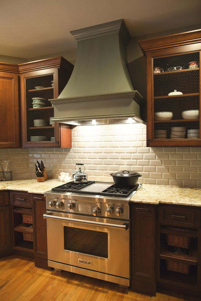 Charlie Wilson Appliance for a Traditional Kitchen with a Crystal Cabinets and Crystal Cabinets by Curtis Lumber Ballston Spa