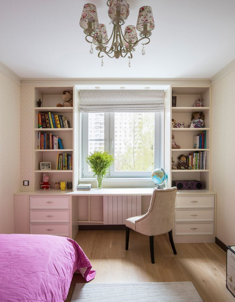 Chiohd for a Contemporary Kids with a 44 and Трехкомнатная Квартира В Доме Серии П 44 Т by Студия Nw Interior