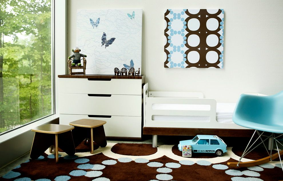 Chiohd for a Contemporary Kids with a Horses and Contemporary Kids by Avalisa.com