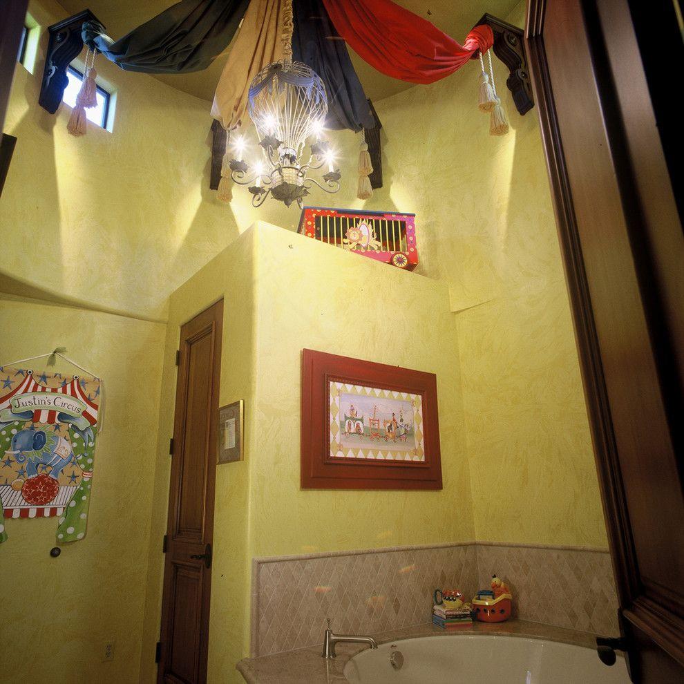 Chiohd for a Mediterranean Bathroom with a Vm Concept and Circus Bathroom by Vm Concept Interior Design Studio