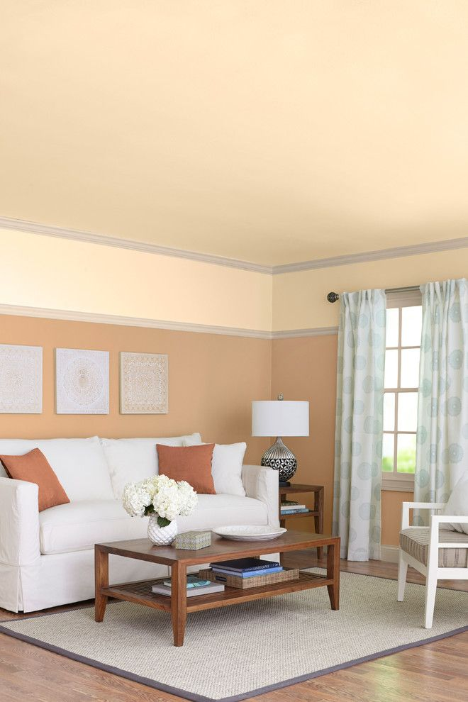 Cincinnatian Hotel for a Transitional Living Room with a Cozy Foyer and Toast & Tea by Lowe's Home Improvement