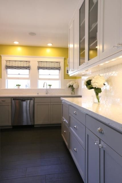 Clap Board for a Contemporary Kitchen with a Kitchen Remodel North Park and North Park Kitchen by Mathis Custom Remodeling