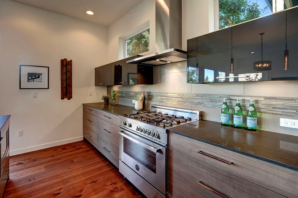Clyde Hill Wa for a Contemporary Kitchen with a Seattle and Capital Hill   Seattle, Wa by Noble Ridge Construction, Inc.