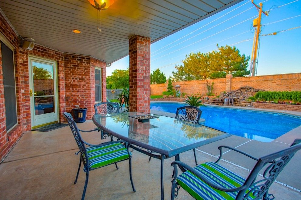 Cobblestone Realty for a Traditional Patio with a Edmond and 12604 Flagstone Ct NW Okla City - Wyatt Poindexter KW Elite by Wyatt Poindexter of Keller Williams Elite