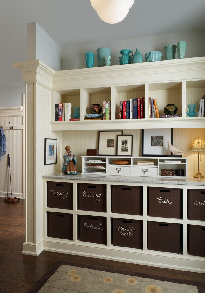 Colleton River Plantation for a Traditional Home Office with a Wood Floors and River Drive Home by Amw Design Studio