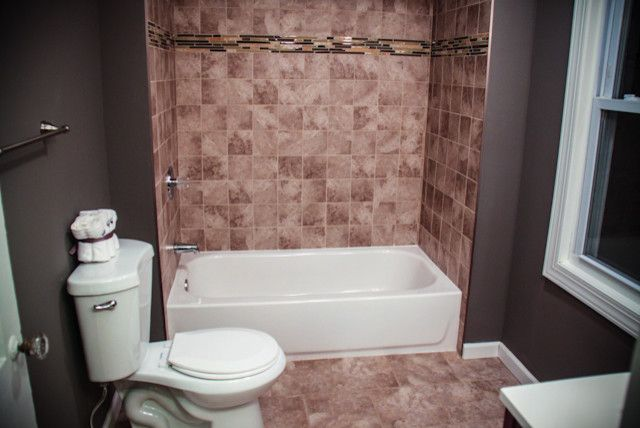 Colonial Parking Dc for a Traditional Bathroom with a Traditional and Colonial Renovation by Home Vision Desing & Built Roselle Park Nj