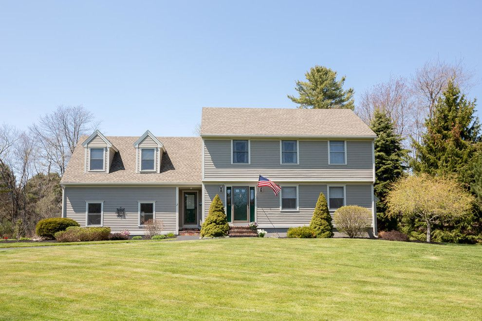 Colony Realty for a Traditional Exterior with a Real Estate and 1 Old Colony Lane, Scarborough, Maine by Corki Gray, Broker, Keller Williams Realty
