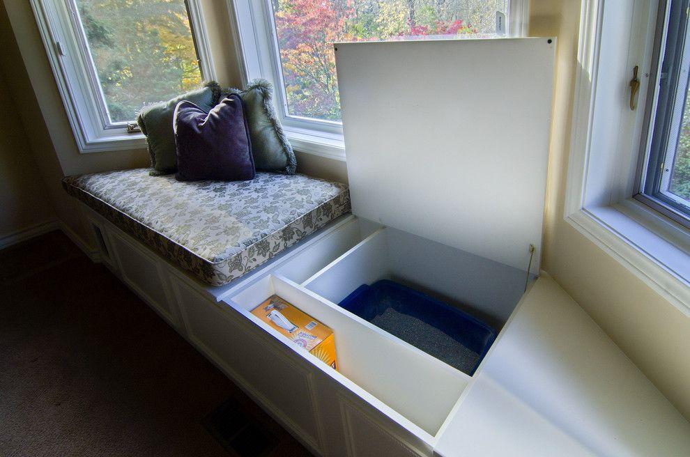 Conex Box Homes for a Contemporary Family Room with a Contemporary and Integra by Integra Construction Group
