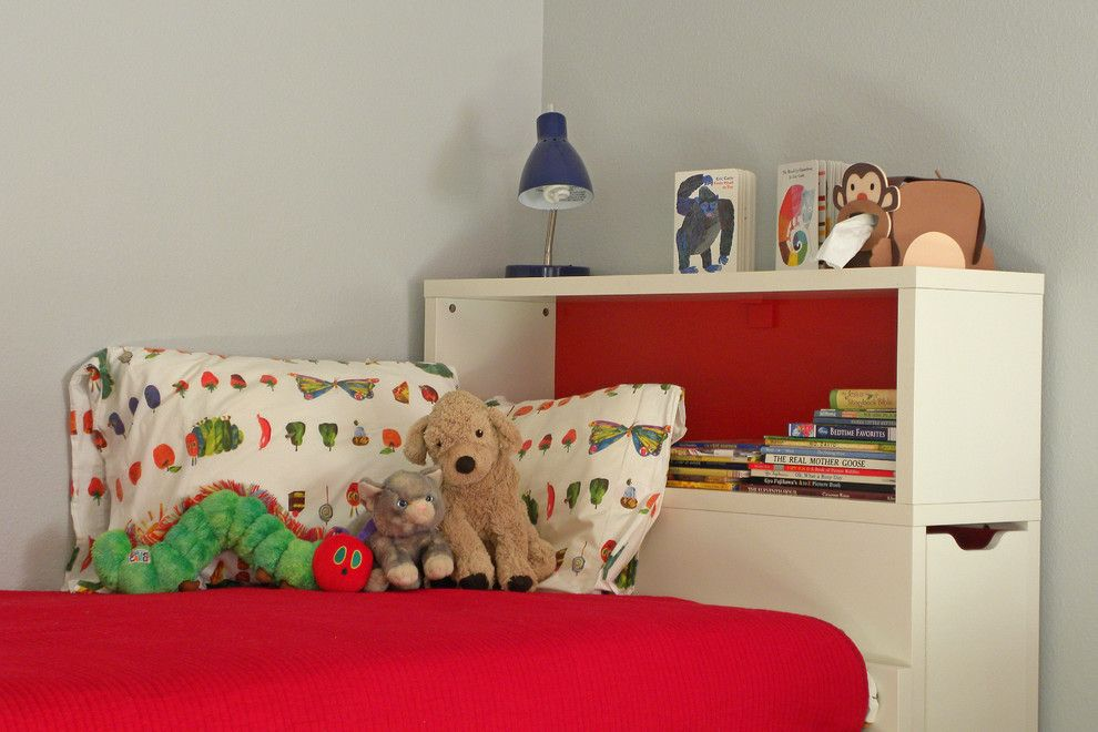 Consignment Furniture Dallas for a Contemporary Kids with a Boys Room and Dallas, Tx: Lohse Family by Sarah Greenman