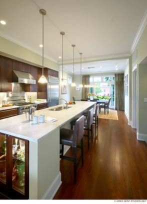 Copper Beech Townhomes for a Contemporary Kitchen with a Contemporary and Pearson Bourn by Mcwilliams Burgener Architecture