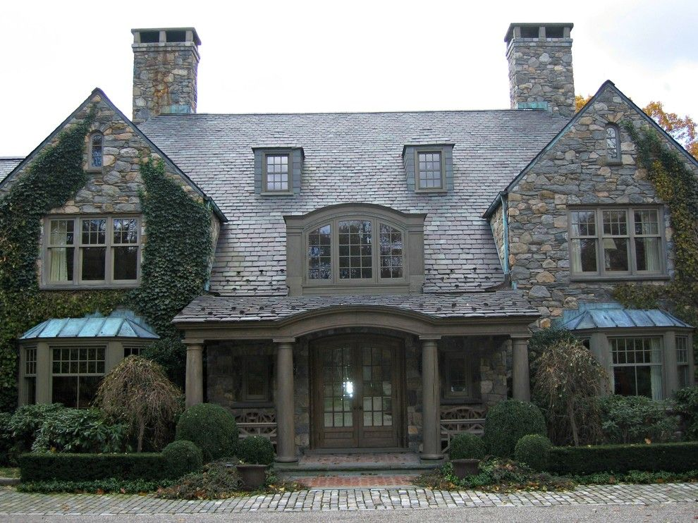 Coppolas for a Farmhouse Spaces with a Masonry and Conyers Farms by Coppola & Sons Construction Company