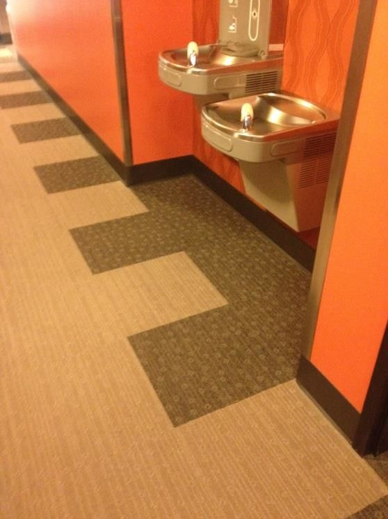 Corepower Yoga Austin for a Contemporary Hall with a Tile Shower and Core Power Yoga Studio  Austin, Tx by Texas Flooring Professionals