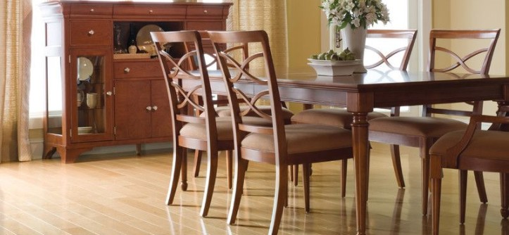 Coronado Paint for a Traditional Dining Room with a Dining Room and Dining Room by Carpet One Floor & Home