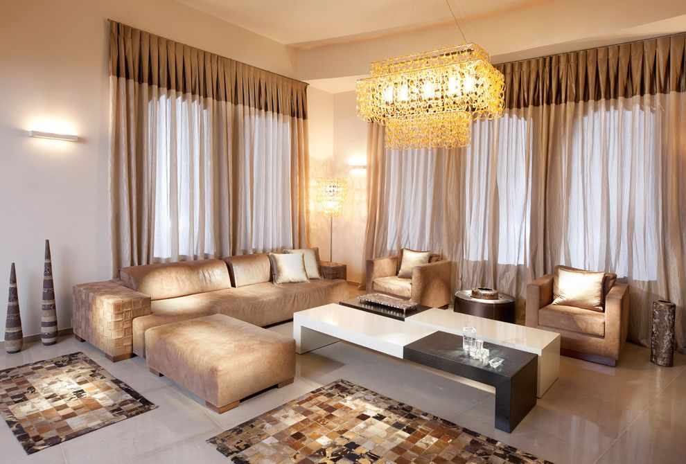 Cort Furniture Rental & Clearance Center for a Contemporary Living Room with a Modular and Living Room by Elad Gonen