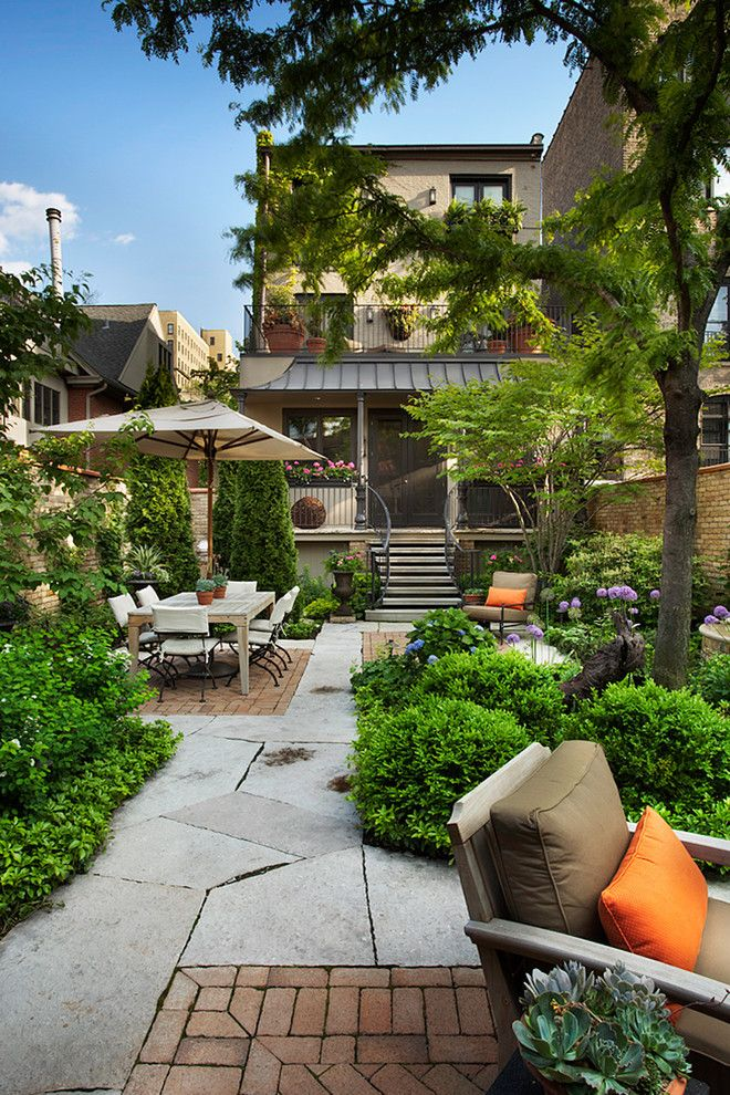 Costco Rug for a Traditional Patio with a Planters and Lakeview Residence Patio by Rugo/ Raff Ltd. Architects