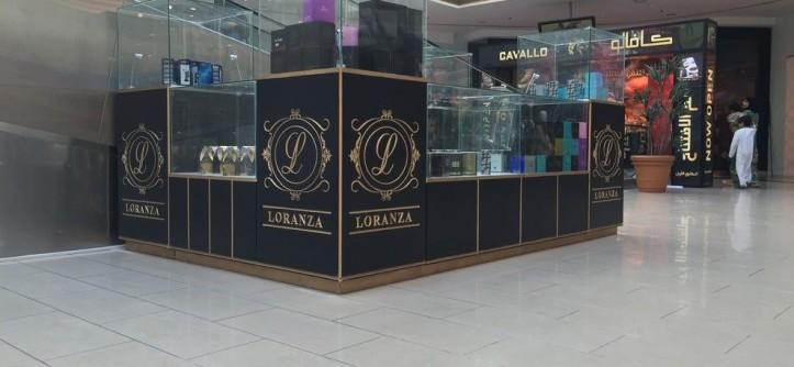 Covina Police Department for a Modern Spaces with a Refurbishment and LORANZA-KIOSK-Jimi Mall-Al Ain-2015 by CCG Creative Concepts Group Interior Design & Deco