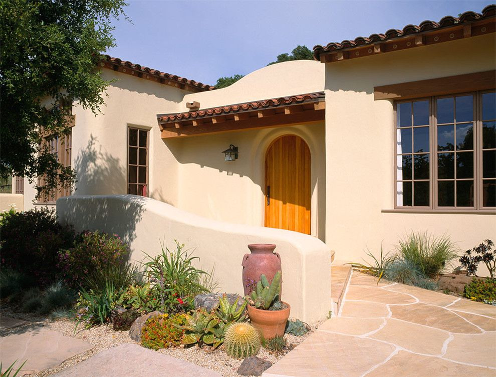 Craiglist Santa Fe for a Southwestern Exterior with a Stucco and Modern Homes by Duxbury Architects