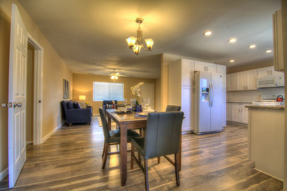Craigslist Albuquerque Furniture for a Contemporary Spaces with a Broyhill Furniture and Fix & Flip House   Home Staging Photos   2932 Hermosa Drive Ne by Map Consultants, Llc