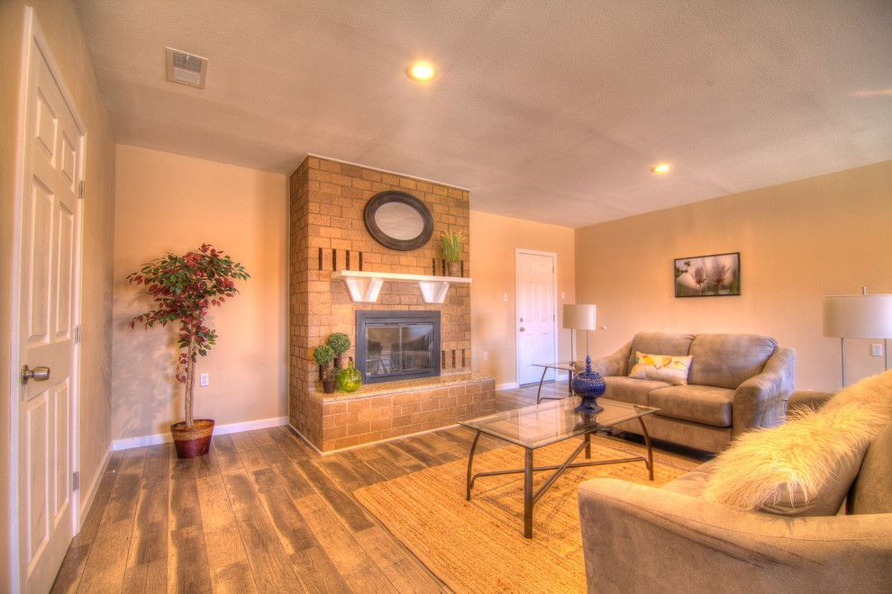 Craigslist Albuquerque Furniture for a Contemporary Spaces with a Keller Williams and Fix & Flip House   Home Staging Photos   2932 Hermosa Drive Ne by Map Consultants, Llc