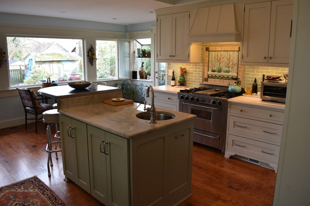 Craigs Atlanta Liances For A Contemporary Kitchen With