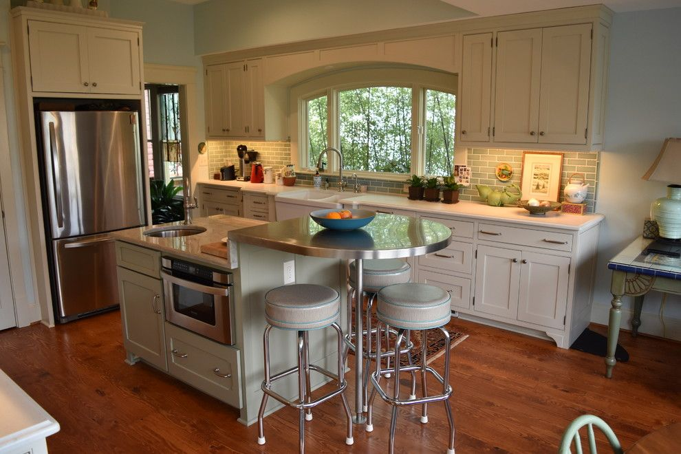 Craigslist Atlanta Appliances for a Farmhouse Kitchen with a Decatur Kitchen Design and Decatur Kitchen by the Counterpoint Group, Inc