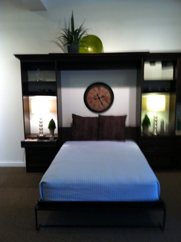 Craigslist Chattanooga Furniture for a  Spaces with a Home Office Furniture and Murphy Beds by Chattanooga Closet Co