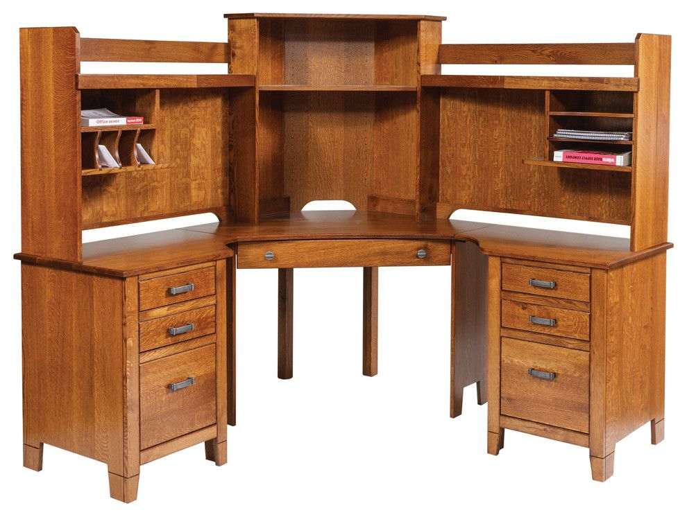 Craigslist Columbus Furniture for a Traditional Spaces with a Amish and Office by Amish Originals Furniture Co