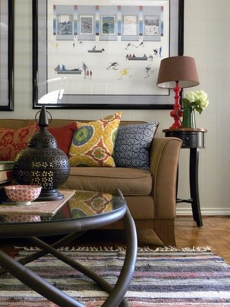 Craigslist Dallas Furniture for a Eclectic Living Room with a Ethnic and Sarah Greenman by Sarah Greenman