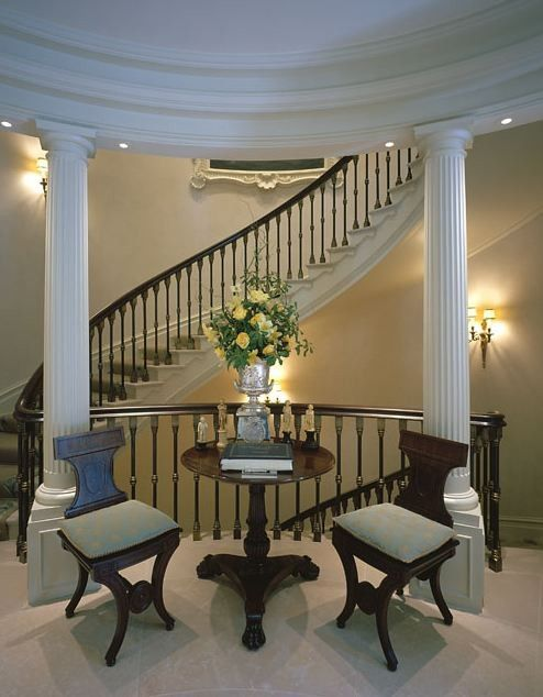Craigslist Dallas Furniture for a Traditional Entry with a Traditional and Dallas Residence  Foyer by Jennifer Orne