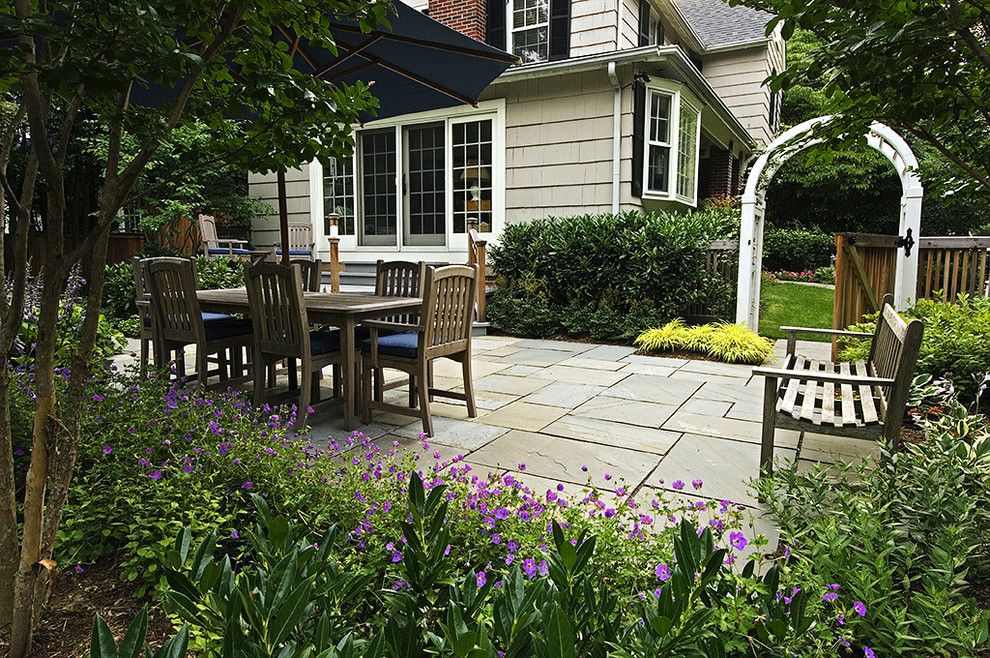 Craigslist Dc Furniture for a Traditional Landscape with a Shingle Siding and Cathy Carr, Apld by Cathy Carr, Apld