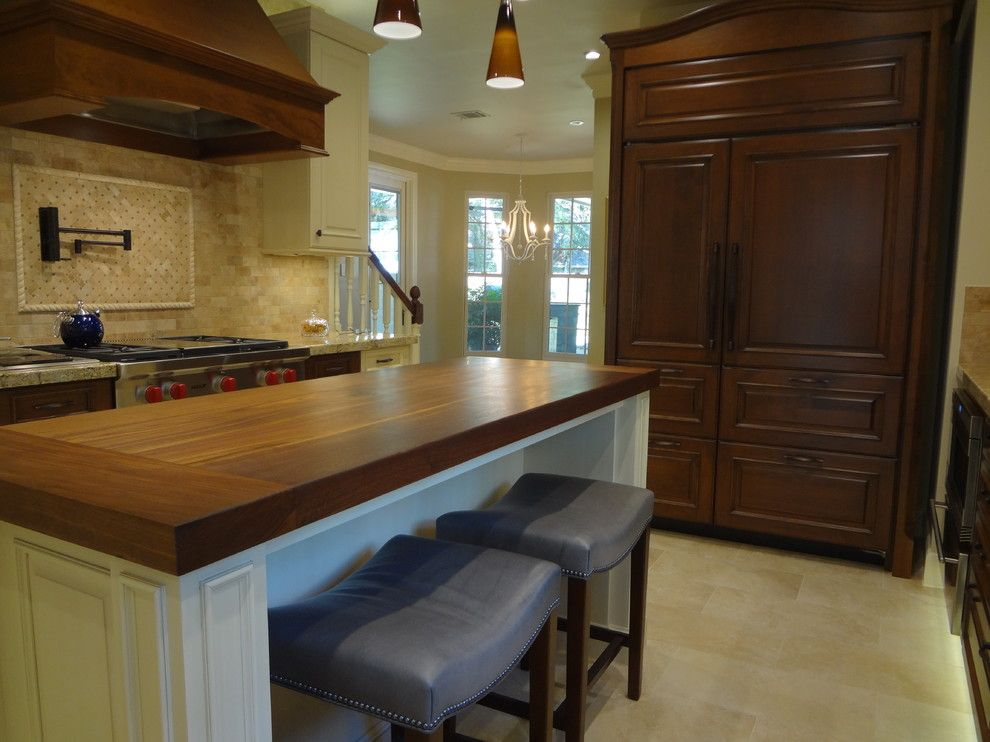 Craigslist Houston Appliances for a Traditional Kitchen with a Wood Mode Cabinetry and Kitchen by Maggie Grants by Cabinets & Designs