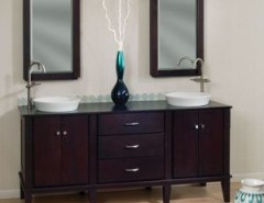 Craigslist Indianapolis Furniture for a Contemporary Bathroom with a Contemporary and Woodpro Furniture Vanities by Great Kitchens & Baths
