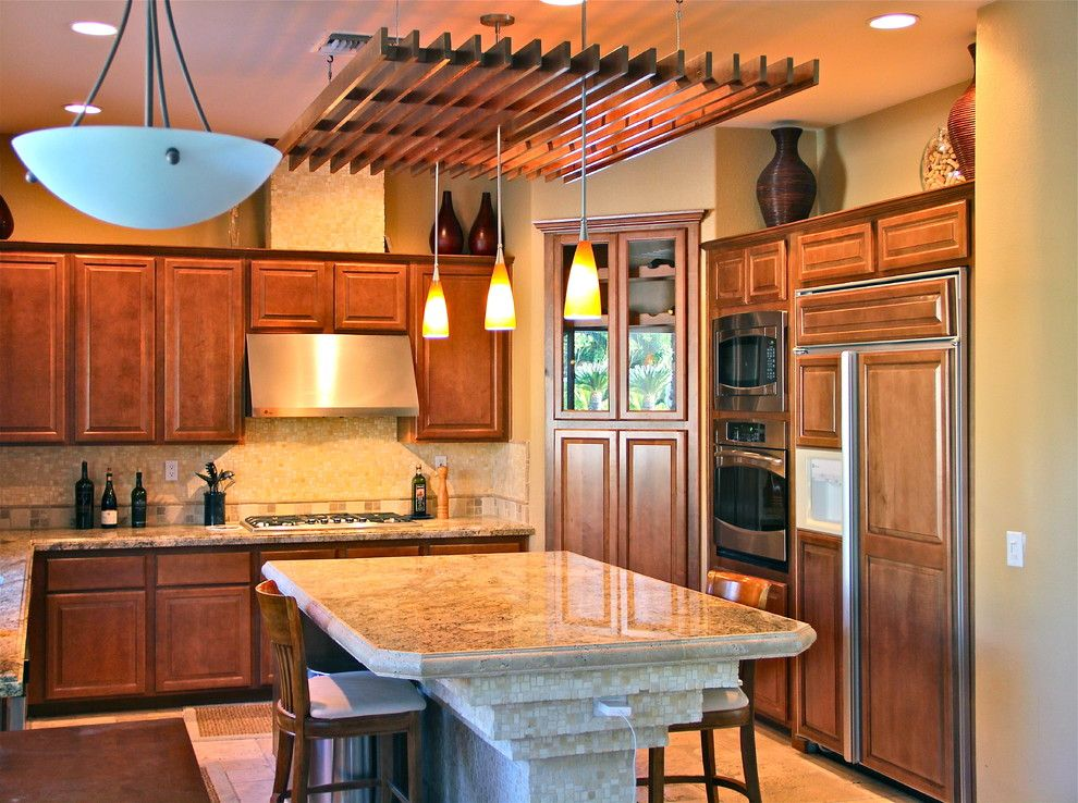 Craigslist Las Vegas Appliances for a Traditional Kitchen with a Granite and Project Photos by JKL Development Inc.