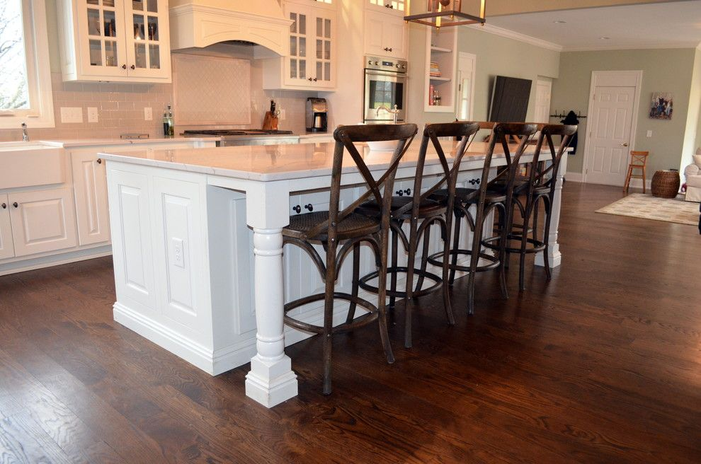 Craigslist Nashville Appliances for a Traditional Kitchen with a Glass Cabinets and Sandlin by Kitchen Tune Up, Hendersonville