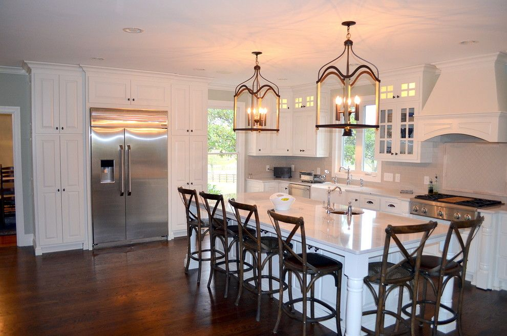 Craigslist Nashville Appliances for a Traditional Kitchen with a Stacked Cabinets and Sandlin by Kitchen Tune Up, Hendersonville