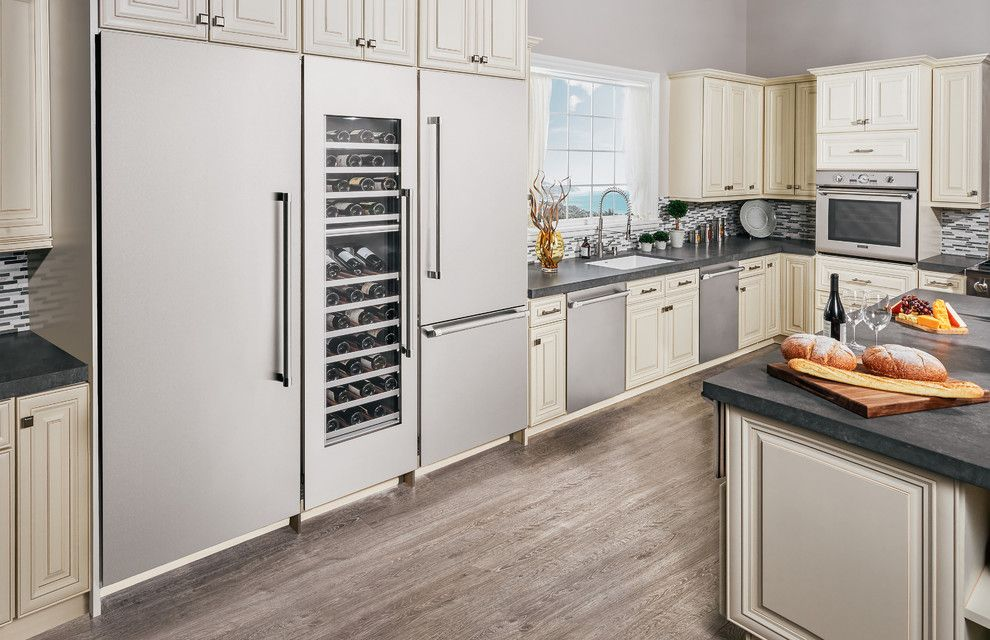 Craigslist Nashville Appliances for a Traditional Kitchen with a Wine Refrigerator and Thermador by Thermador Home Appliances