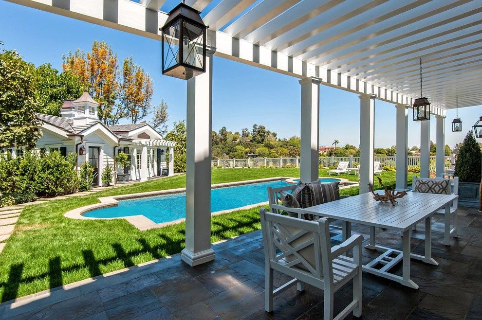 Craigslist New Orleans Furniture for a Traditional Patio with a Beautiful Pools and Bevolo Gas and Electric Lights by Bevolo Gas & Electric Lights