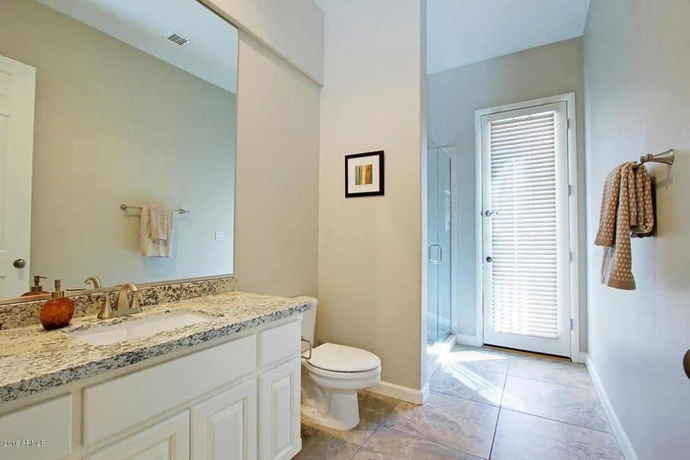 Craigslist Phoenix Furniture for a Transitional Bathroom with a Phoenix and Transitional Home Phoenix, Az by Staging Furniture/lavish Interiors