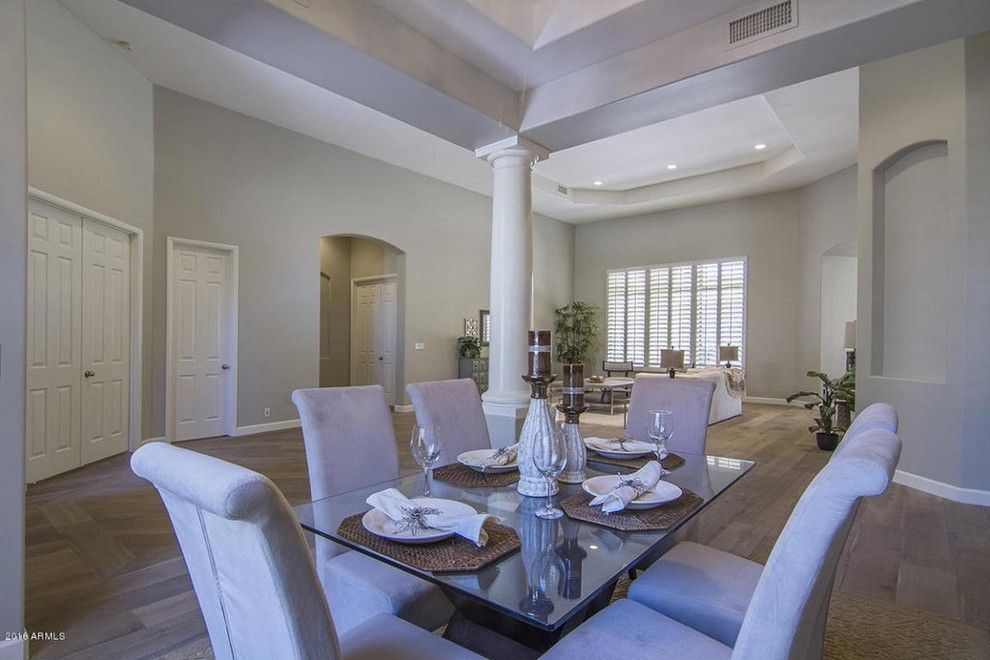 Craigslist Phoenix Furniture for a Transitional Spaces with a Phoenix Staging and Transitional Home Phoenix, Az by Staging Furniture/lavish Interiors