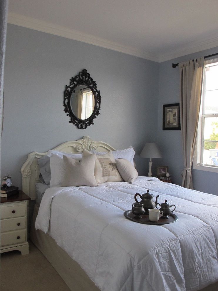Craigslist Pittsburgh Furniture for a Shabby Chic Style Bedroom with a Shabby Chic Style and Frech Inspired Guestroom by My Uncommon Slice of Suburbia