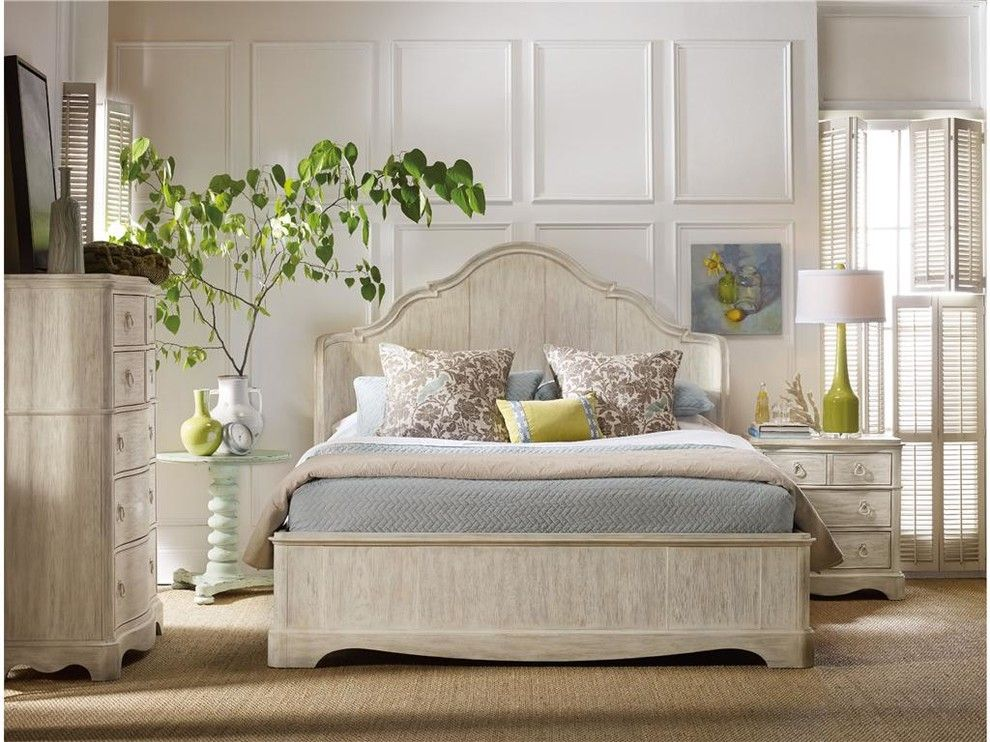 Craigslist Seattle Furniture for a Traditional Bedroom with a Traditional Design and Hooker Furniture Sunset Point by Seldens Furniture