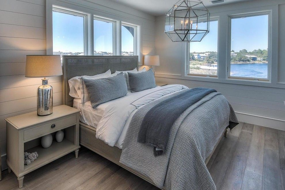 Crescent Springs Hardware for a Beach Style Bedroom with a Sand Blown and 187 San Roy Road by Scenic Sotheby's International Realty