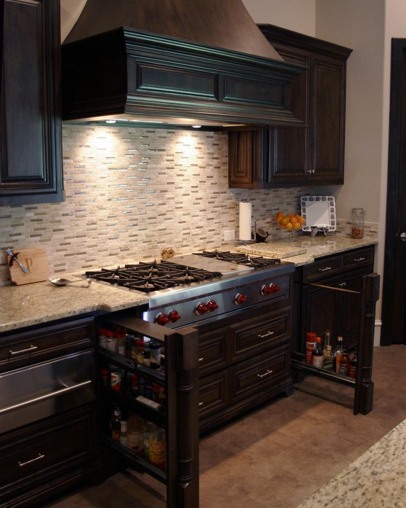 C&s Supply for a Traditional Kitchen with a Traditional and Job # 10 314 by C&s Cabinets, Inc