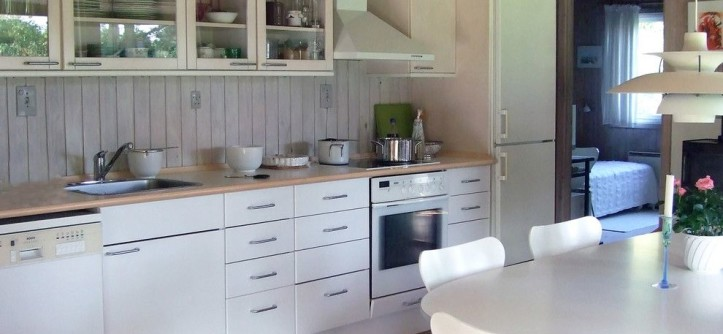 Cudd Energy Services for a Rustic Kitchen with a Kitchen Chairs and Small Kitchen by Susan Serra