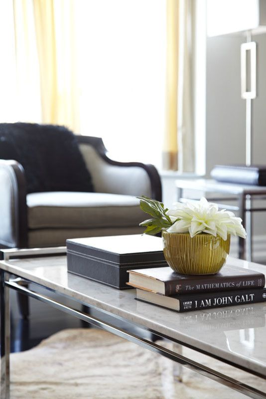 Cumberland Furniture for a Transitional Spaces with a Books and Cumberland Residence by Lux Design