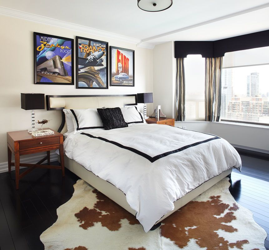 Cumberland Transit for a Transitional Bedroom with a Framed Art and Cumberland Residence by Lux Design