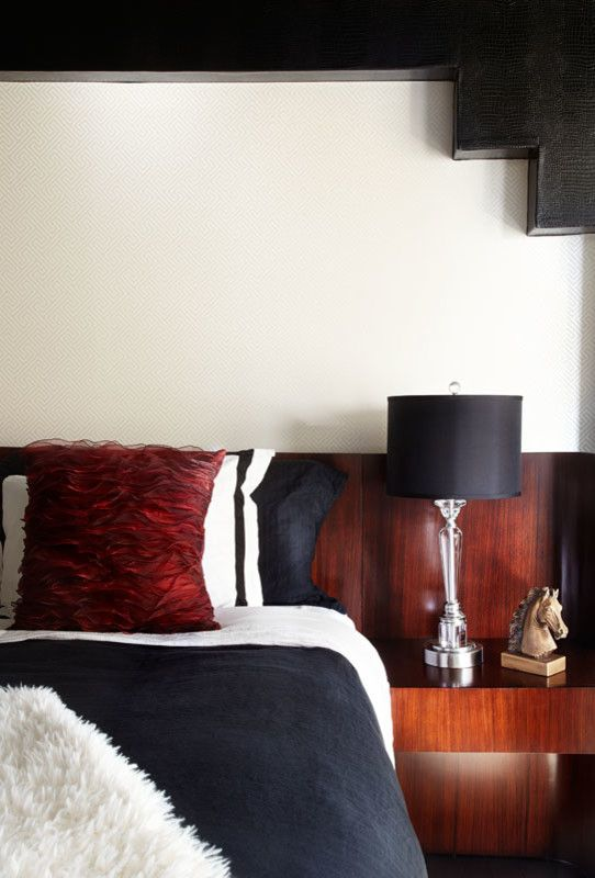 Cumberland Transit for a Transitional Bedroom with a Transitional and Cumberland Residence by Lux Design