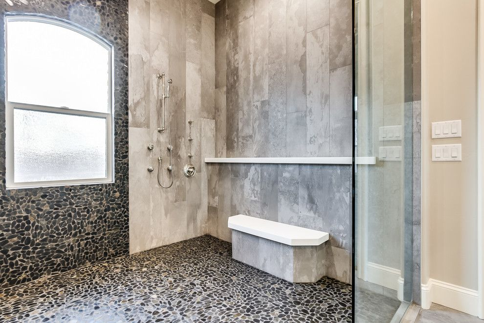 Cutigers for a  Bathroom with a New Home Builder and Staker by Starwood Custom Homes