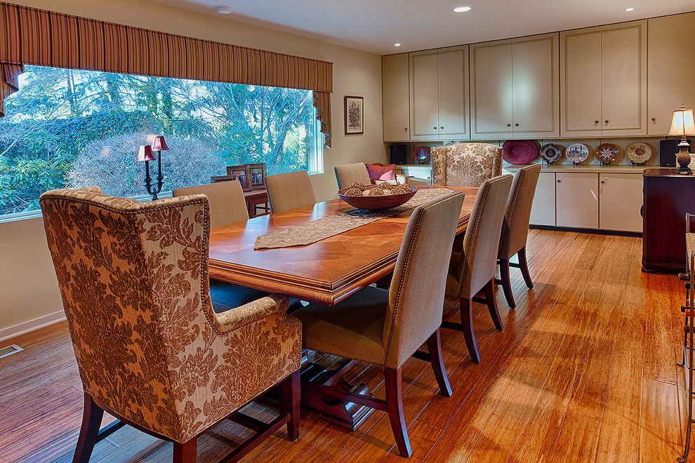 Cvs Media Pa for a Transitional Dining Room with a Hardwood Flooring and Wormleysburg, Pa by Eleven Eleven Architectural Media