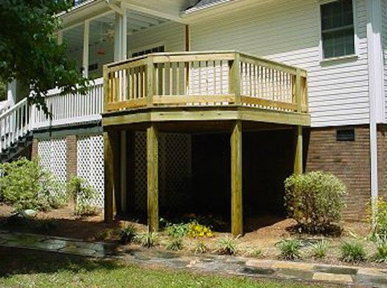 Decks and Docks for a  Deck with a Extended Deck and Deck Design by Chapin Deck  and Dock Llc